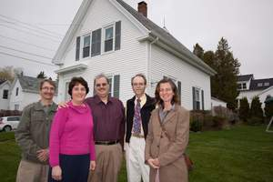 Maine's first PACE Project | Rockland Maine | Evergreen Home Performance