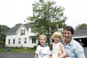 Energy Efficiency Case Study | Evergreen Home Performance | Cape Elizabeth, Maine