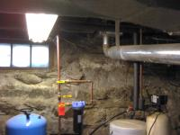Basement Insulation | Evergreen Home Performance | Brooks, Maine