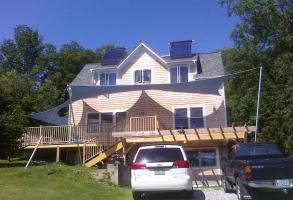 Case Study | Belfast Maine | Evergreen Home Performance