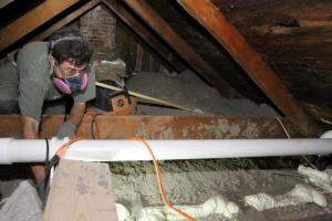 Efficiency Maine Air Sealing Rebate | Evergreen Home Performance | Maine