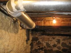 Basement Spray Foam Insulation | Evergreen Home Performance | Maine