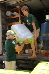 Professional Insulation   Evergreen Home Performance   Maine