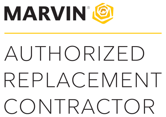 Marvin Authorized Replacement Contractor logo for Evergreen Home Performance