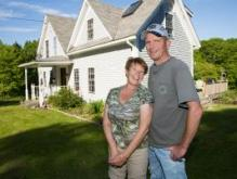 Energy Efficiency Case Study | Evergreen Home Performance | Cushing Maine