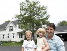 Energy Efficiency Case Study   Evergreen Home Performance   Cape Elizabeth, Maine