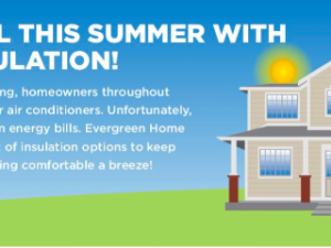 keep cool this summer, evergreen home performance,