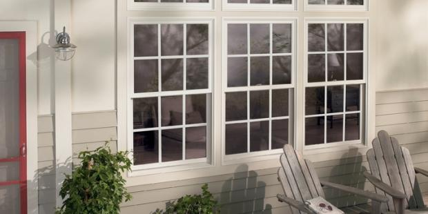 Marvin windows home exterior patio double door