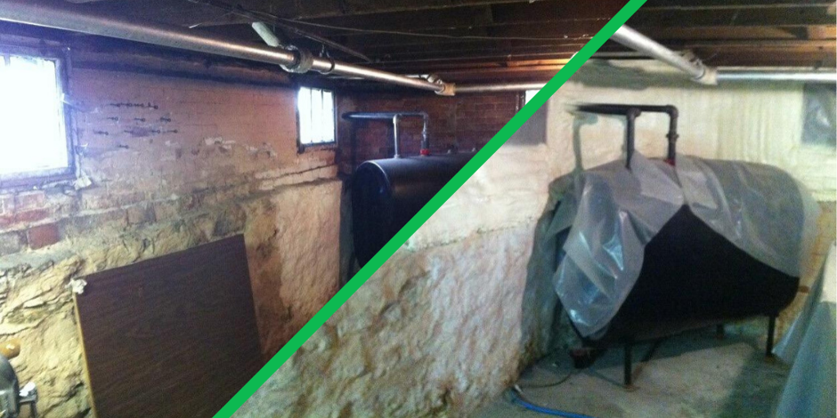 Why Basement Insulation Is The Most Important Home Upgrade Evergreen