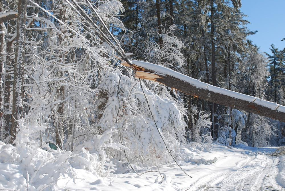 power outage, maine winters, foul weather prep, building shell, building envelope, home performance, evergreen home performance, me