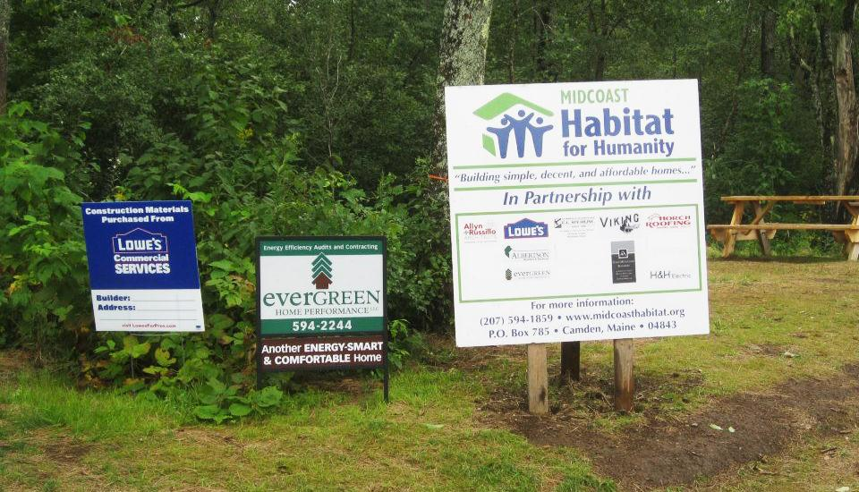 Evergreen Home Performance, Community and Municipal Projects, ME