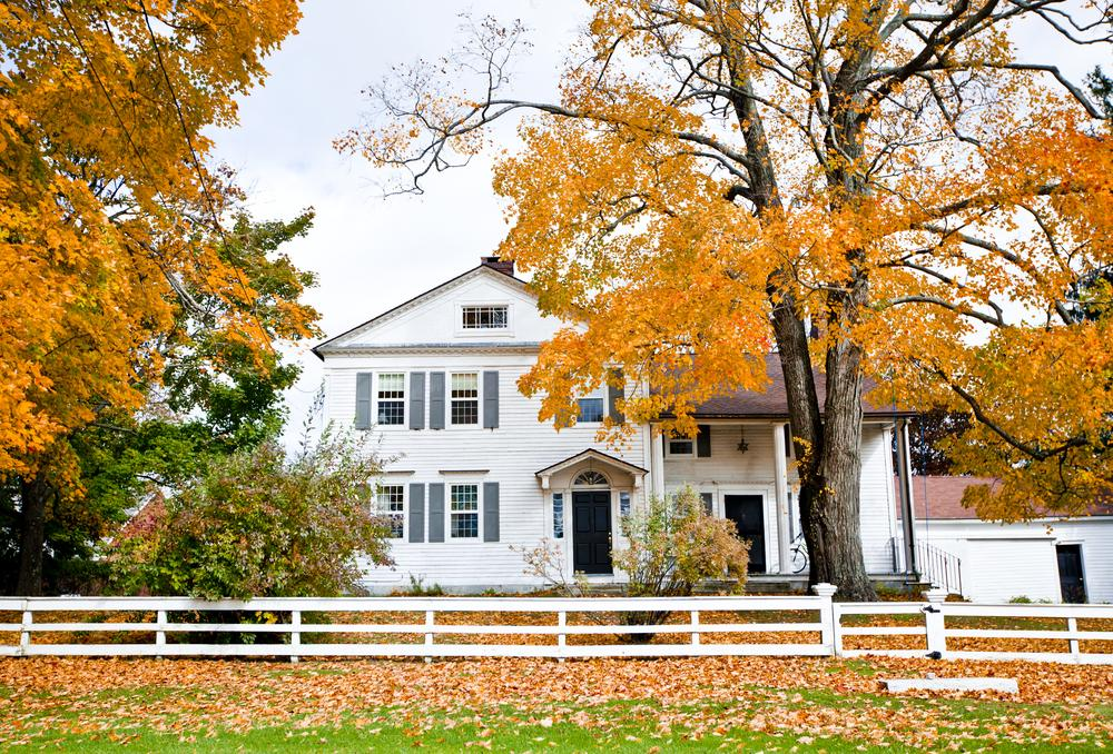 fall home, problems we solve, evergreen home performance, me