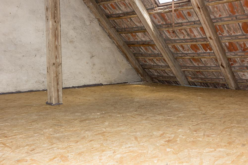 attic, insulation, air sealing, evergreen, maine, me